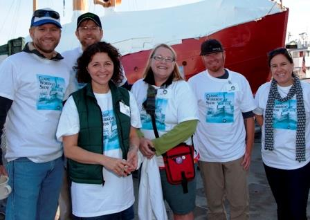 Classic Workboat Volunteers Wharf2 Jeff Caven web