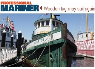 Professional Mariner April 11 2014 Linda Evans photo