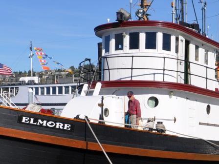 Elmore in Seattle