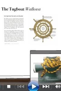 Tugboat Exhibit Proposal