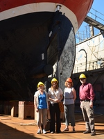 4Culture aboard SWIFTSURE 2013