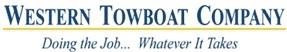 Western Towboat Company logo