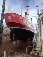Swiftsure in Lake Union Drydock Co