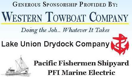 Classic Workboat Show PLANTINUM Sponsors