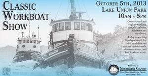 Northwest Seaport Classic Workboat Show