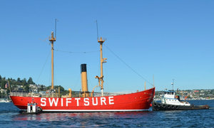 Lightship No 83 Swiftsure